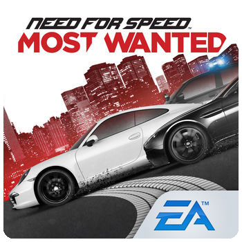 دانلود بازی Need For Speed Most Wanted آیفون