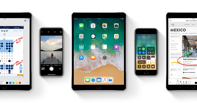 مهاجرت بیشتر کاربران اپل به iOS 11