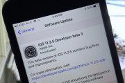 انتشار iOS 11.2.5 Beta 3 برای توسعه دهندگان اپل