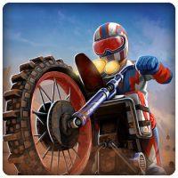 دانلود بازی موتور سواری Trials Frontier آیفون